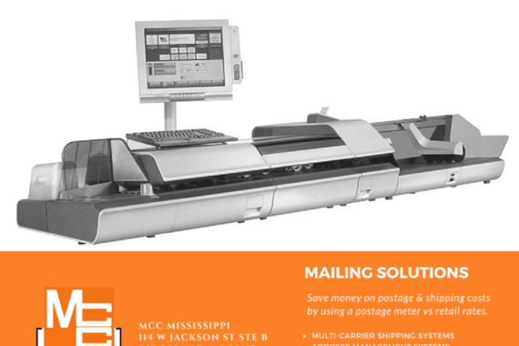 MCC Mississippi Mailing Solutions
