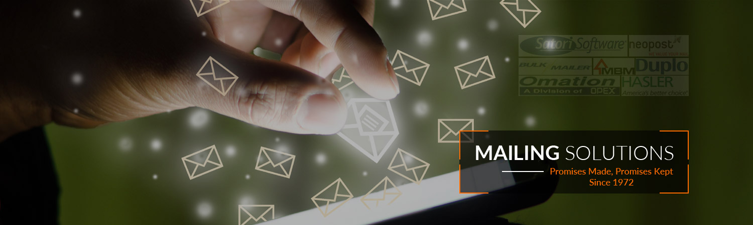 Memphis Communications mailing solutions header