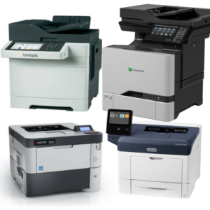 Desktop MFPs and Printers