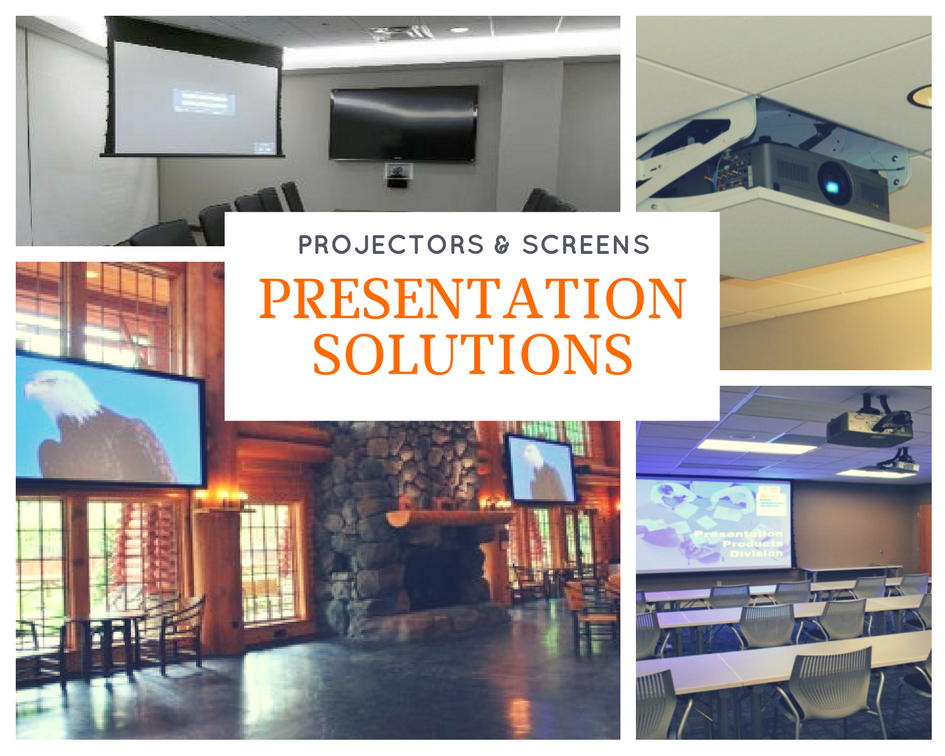 Memphis Communications Projectors & Screens