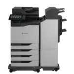 Memphis Communications Lexmark XC8160 Color Copier