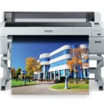 Epson T7270 Single Roll Wide Format Printer